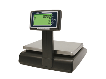 A range of electronic scales sold by Anglia EPOS in Dereham, East Anglia