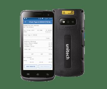 Portable POS systems